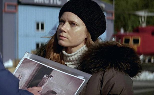 Amy Adams as Lois Lane in 'Man of Steel'