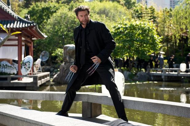 Hugh Jackman as Wolverine in a new promotional still from 'The Wolverine'