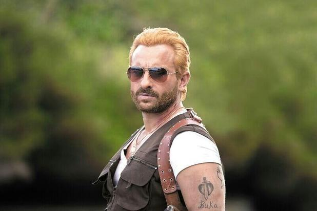 Saif Ali Khan in 'Go Goa Gone'
