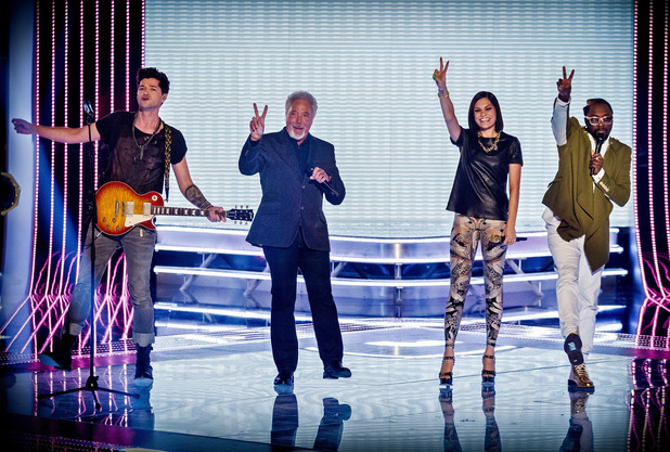 'The Voice' judges open series 2