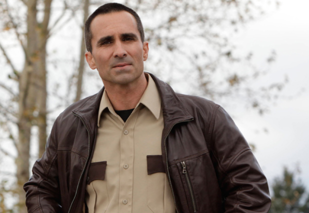Nestor Carbonell as Sheriff Alex Romero in A&E's 'Bates Motel'