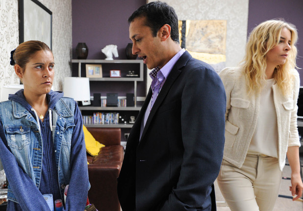 Jai's plan to get Rachel and Archie back under in his sights pays off when Charity agrees to her cleaning for them again