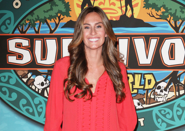 Kim Spradlin, winner of 'Survivor's 24th season 'Survivor: One World'