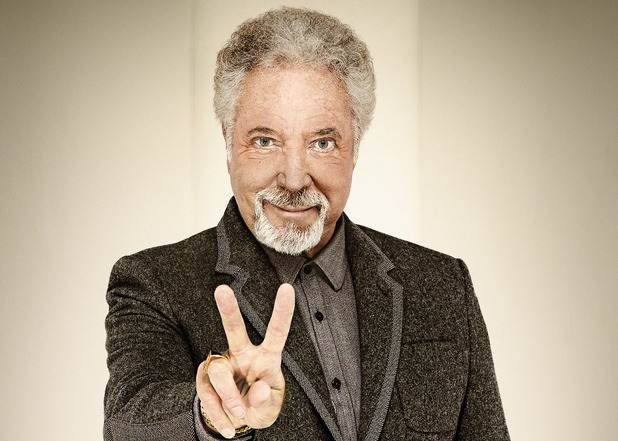 'The Voice UK' coach Tom Jones