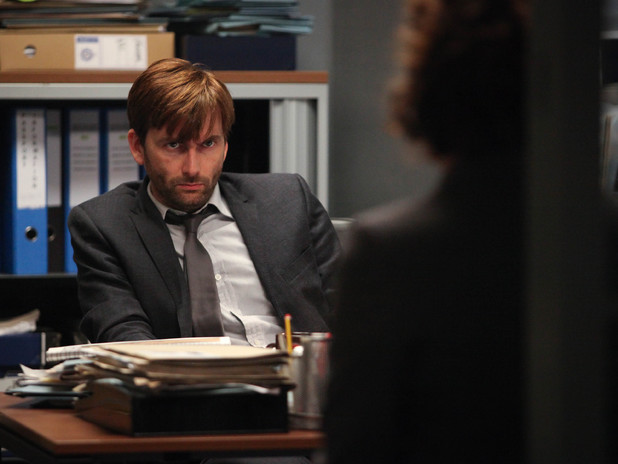 Broadchurch Episode 3: David Tennant as Alec Hardy