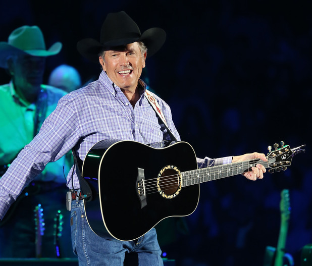 George Strait's 'The Cowboy Rides Away Last Tour' at MGM Grand Garden Arena at MGM Grand Resort and Casino