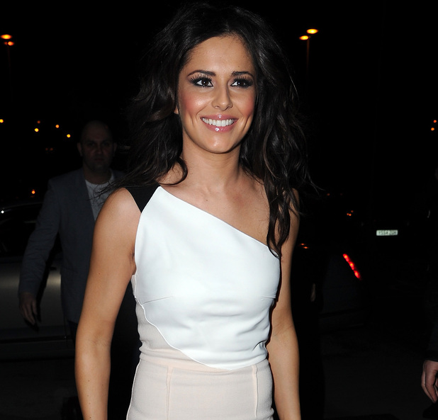 Cheryl Cole, Girls Aloud, Ten tour, after party, Manchester