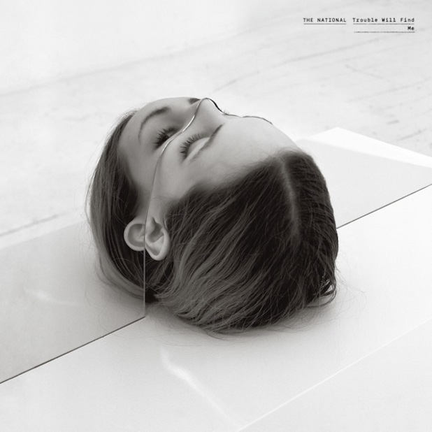 The National: 'Trouble Will Find Me' artwork