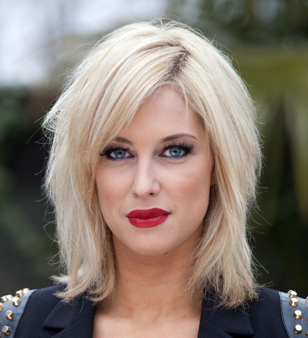 Gemma Bissix as Clare Devine in Hollyoaks