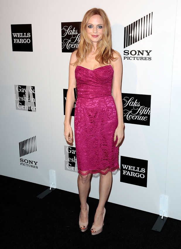 Heather Graham, 'An Evening' Benefiting The L.A. Gay & Lesbian Center