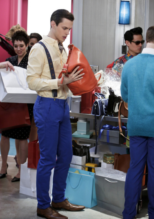 The Carrie Diaries, S01E10 - The Long and Winding Road Not Taken: Jake Robinson as Bennet