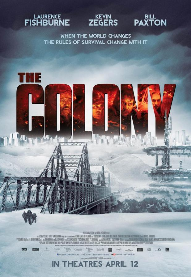 'The Colony' poster