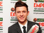Tom Holland joins Ron Howard drama