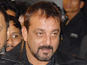 Sanjay Dutt gives press statement