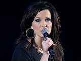 Martina McBride at George Strait's 'The Cowboy Rides Away Last Tour' at MGM Grand Garden Arena at MGM Grand Resort and Casino