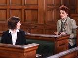 Dot's solicitor begins to explain why Dot has got herself into this situation.