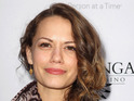 Bethany Joy Lenz will play the wife of con-artist Kieran in Smoke and Mirrors.