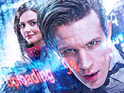 Matt Smith's Time Lord is despondent about Clara in the 'Bells of Saint John' prequel.