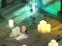 Supergiant Games reveals Transistor, a science fiction-themed action RPG.