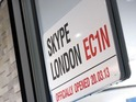 Skype becomes latest firm to join London's growing technology community.