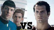 Star Trek Into Darkness or Superman: Man of Steel? Celebs pick their must-see blockbuster