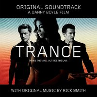 Album cover for the Trance OST by Rick Smith