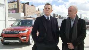 Daniel Craig talks S.A.F.E. Kenya - video