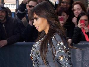Kim Kardashian, pregnant, New York