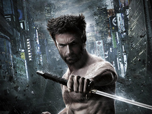 &#39;The Wolverine&#39; poster