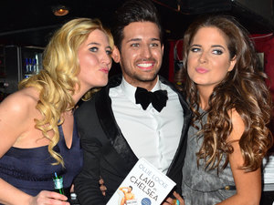 Ollie Locke, Francesca Hull, Binky Felstead, book launch, Made in Chelsea
