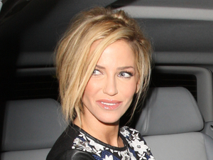 Sarah Harding, Ivy club, London