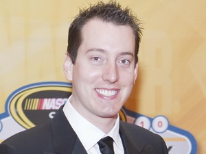 NASCAR racer Kyle Busch