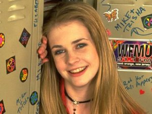 Melissa Joan Hart in 'Clarissa Explains It All'