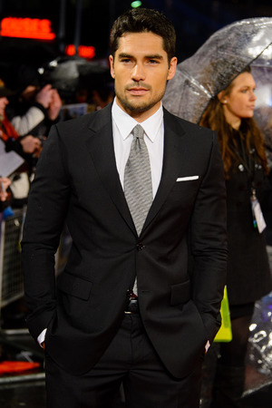 D.J Cotrona, G.I. Joe: Retaliation UK premiere
