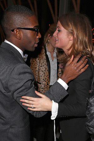Millie Mackintosh, Tinie Tempah, Black book, Esquire