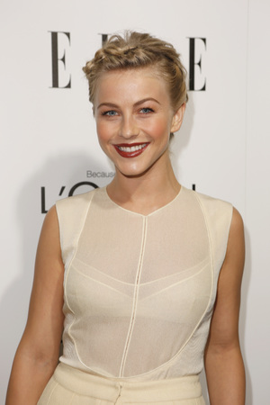 Julianne Hough arrives at ELLE's 19th Annual Women In Hollywood Celebration