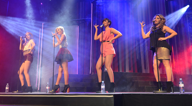 The Saturdays at the vInspired National Awards