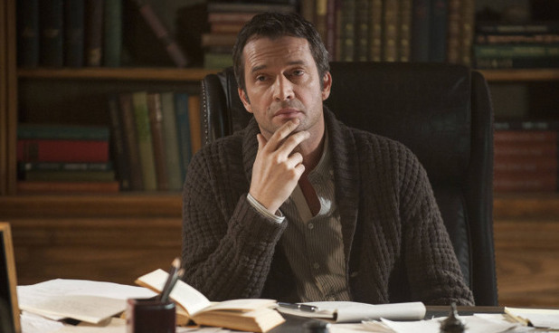 Joe Carroll (James Purefoy) in The Following S01E10: 'Guilt'