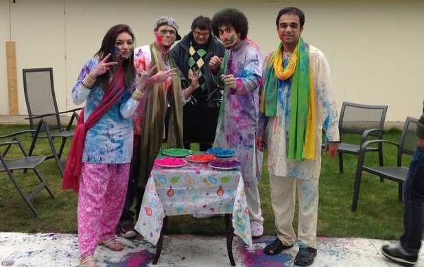 'Cloud 9' stars celebrate Holi festival in special episode
