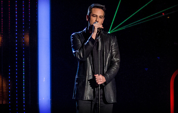 The Voice - Season 2, Episode 1: Anthony Kavanagh