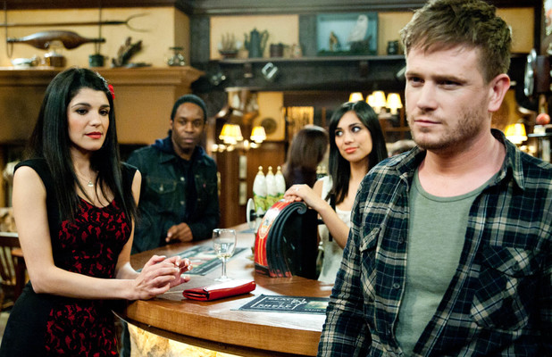 6522: Priya is keen to set Alicia up with a man and forces David to help her find someone. Priya thinks Dom and Alicia are perfect for each other and starts to wind them up