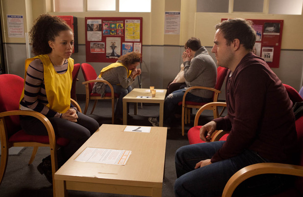 Tyrone visits Kirsty in prison