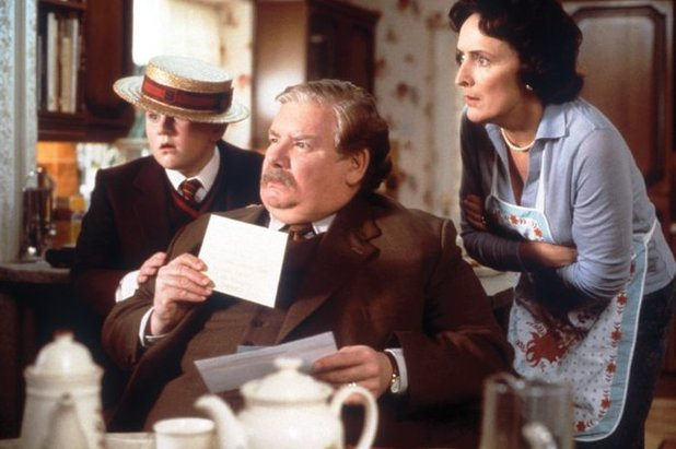Richard Griffiths: career in pictures
