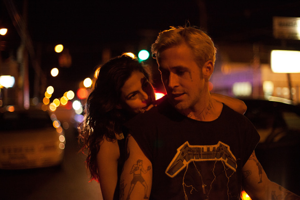 Eva Mendes Ryan Gosling The Place Beyond the Pines