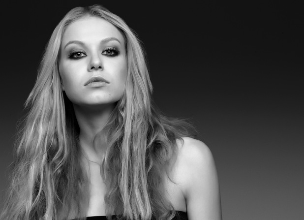 Penelope Mitchell as Letha Godfrey in Eli Roth's 'Hemlock Grove'