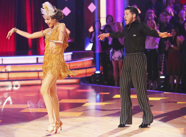 Dancing with the Stars 2013 - week 2: Zendaya and Val Chmerkovskiy