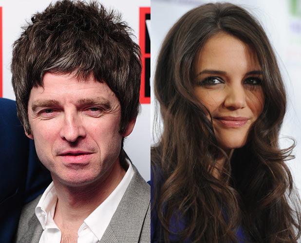 Noel Gallagher, Katie Holmes