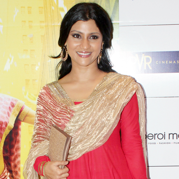 Konkona Sen Sharma at the premiere of 'English Vinglish'
