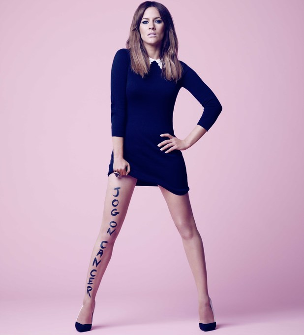 Race for Life message to cancer: Caroline Flack