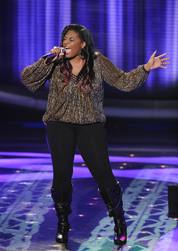 'American Idol' Top 8 performances: Candice Glover